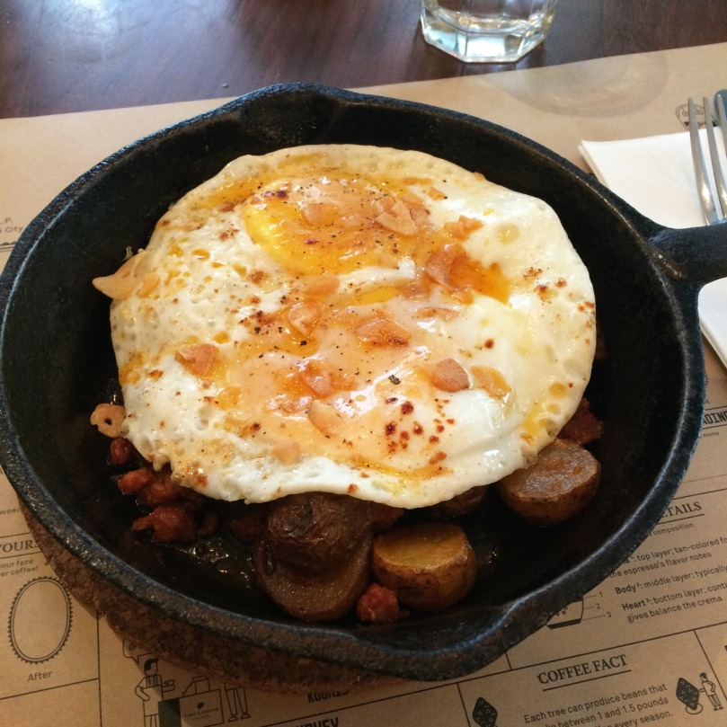 Fried Eggs (Php 375)
